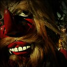 The Reog Dancer by RONI PHOTOGRAPHY