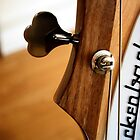Rickenbacker Headstock by TheeFunk