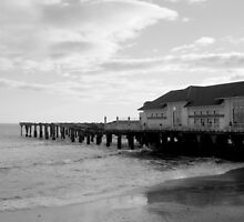 Jersey Shore - B&W  ^ by ctheworld
