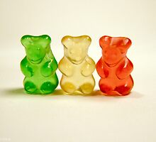 Gummy Love by Ellen Jones