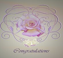 Congratulations- Wedding card by sarnia2