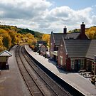 Kingsley and Froghall Station by Aggpup