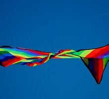 Escaped KIte - Sicily, Italy by PaulStevens