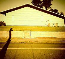 Sunny Side of the Building - Portland, Oregon by KeriFriedman