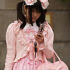 Harajuku Girl by Melissa Pearson