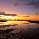 Nudgee beach by GabrielK