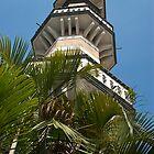 Minaret by Werner Padarin