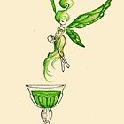 Absinthe Fairy by GothicMoonlight