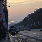 Paris s'eveille by gexgessien