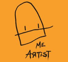Me Artist by Lloyd Harvey