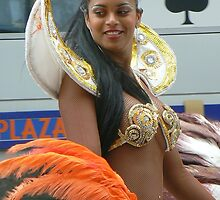 carnival girl by LisaBeth