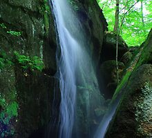 The Cascades by Melody Ricketts