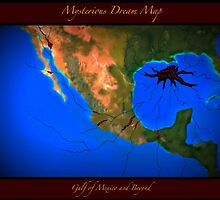 Mysterious Dream Vision Gulf of Mexico by mcyoung