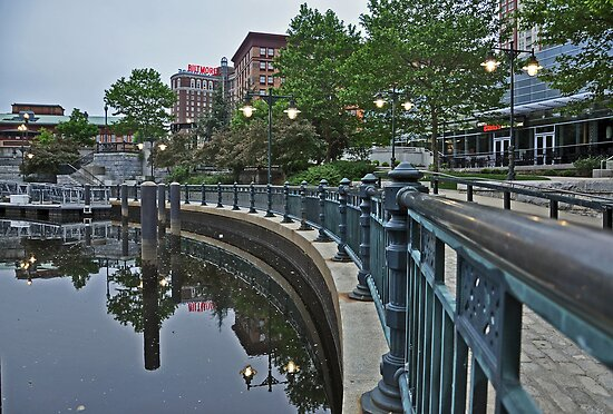 Providence Reflections by John  Kapusta