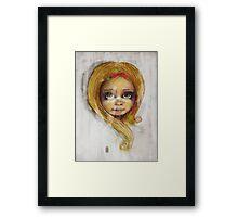 Ginger Rose Framed Print