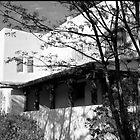 Fechin Museum Taos New Mexico III by Gordon Lukesh