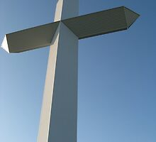 The Cross at the Crossroads (1) by MarjorieB