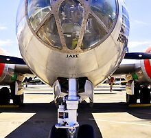 B-29 Nose by Shawn McGrath