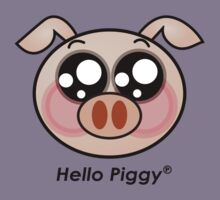 Hello Piggy t-shirt by sgame