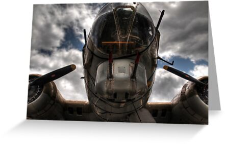 Flying Fortress by Blake Rudis