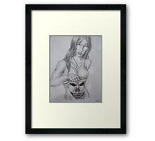 killer body Framed Print