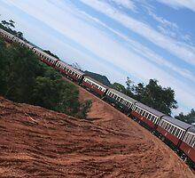 Kuranda Train by randomness