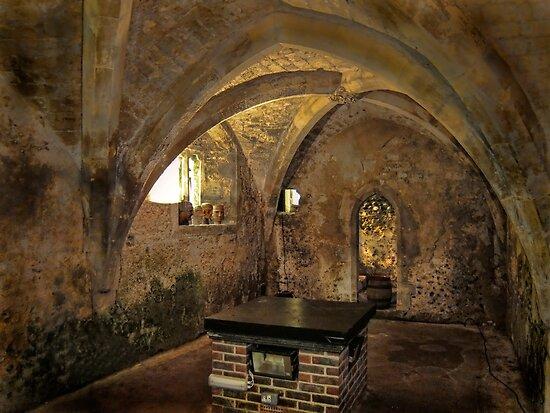 The Crypt by DonDavisUK