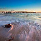 Henley Beach Motion by Dale Allman