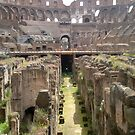 Inside the Colleseum.. by eithnemythen