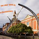 Postcard-Destinations Banner by Ray Clarke