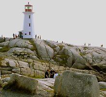 Peggy's Cove, Nova Scotia, Canada by sbowes101