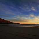 Sunset at the Prom by Fiona Kersey