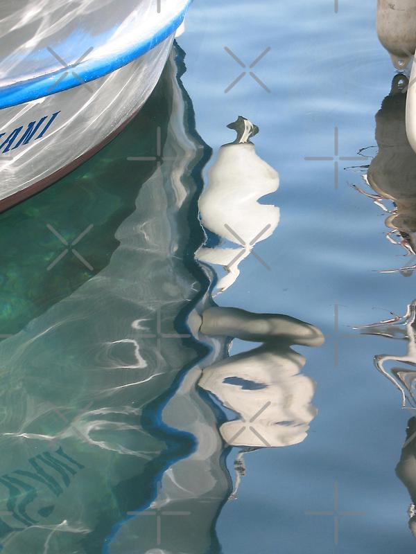 Water Reflection 2 - JUSTART © by JUSTART