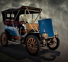1908 Franklin Touring Car by TeeMack