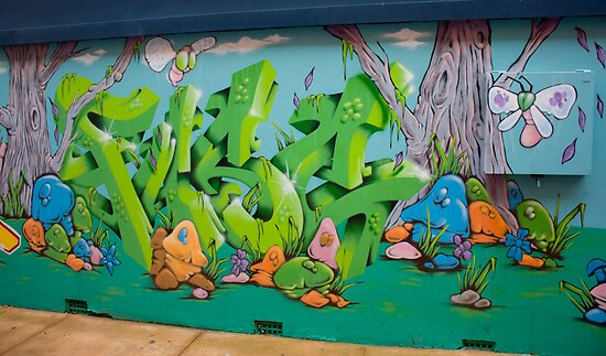 Graf in Seven Hills, NSW - 3 by GoldZilla