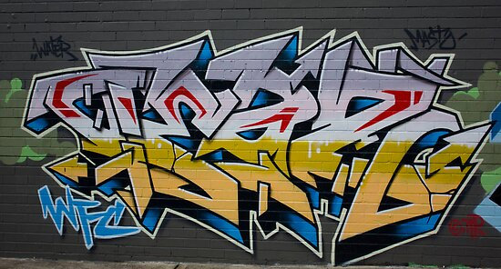 Graf in Seven Hills, NSW - 4 by GoldZilla