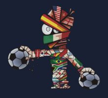 World Cup Mummy! T-Shirt