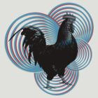 Rooster by oded sonsino