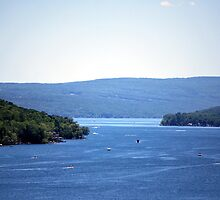Keuka Lake by Tina Longwell