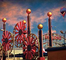 Luna Park, Brooklyn, New York by Chris Lord