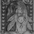 Fairy 1 - Art Nouveau   by Susan van Zyl