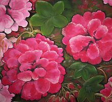 Summer Bloom by Sally Ford
