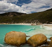 Little Beach by Stephen  Williams