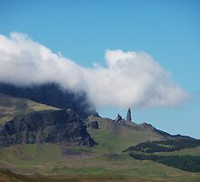 Old Man of Storr, Isle of Skye... Scotland  by Victoria  Jarrett