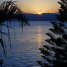 Sunrise Over the Sea of Galilee... by Carol Clifford