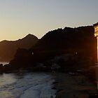 Corfu Reflections by Hazel Dean