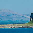 Duart Castle - Scotland by InfotronTof