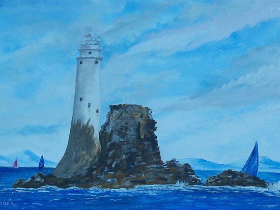 Fastnet Rock Lighthouse by Conor Murphy