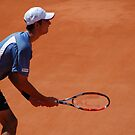 Thomaz Bellucci - French Open 2008 by InfotronTof
