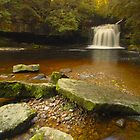 Cauldron Falls, West Burton, Bishopdale, Yorkshire Dales by James Paul